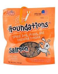 Snack Dog Houndations Salmon 4 Oz