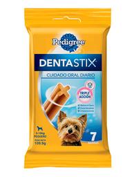 Snack Pedigree Dentastix Perros Pequeños 7 Piezas 109 Gr