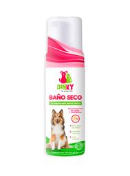 Baño Seco Espumoso Dinky Perro Adulto200 Ml
