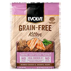Alimento Para Gato Evolve Kitten Chicken Rice 275 Lb