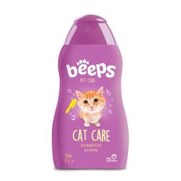 Shampoo Beeps Cat Care 500 Ml