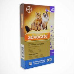 Advocate Spot On Gatos Hasta 8 Kg