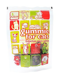 Snack Aikos Gummie For Cats 120 Gr