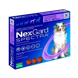 Nexgard Spectra 15 A 30 Kg