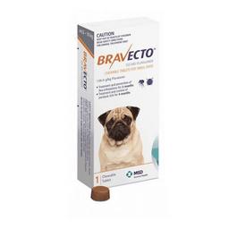 Bravecto Perro 4.5 A 10 Kg