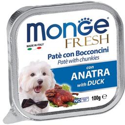Lata Perro Monge Fresh Pato 100Gr