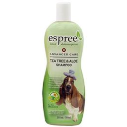 Shampoo Espree Tea Tree & Aloe 12 Oz