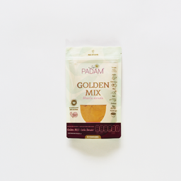 Golden Milk Padam De Padam