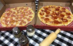 Promo 2x1 Pizza Mediana