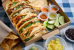 Caja Taquera 10 Tacos