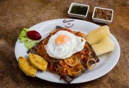 Carne Fresca a la Criolla