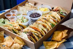 Caja Taquera 20 tacos