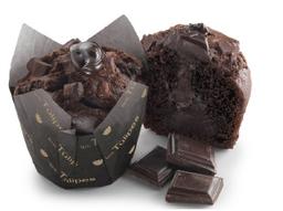 Muffin de chocolate o yogurt