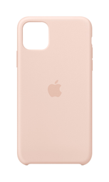 Iphone 11 Pro Max Sil Case Pink Sand-Zml