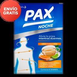 PAX  noche panela limon - PAX - Caja 6 und