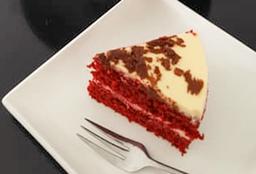 Torta red velvet porc individual