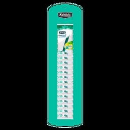 Máquina de afeitar exacta piel sensible - Bolsa de 1 Und