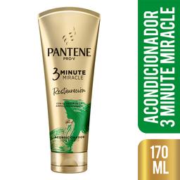 Acondicionador Pantene Pro-V 3Minute Miracle Restauración 170 ml