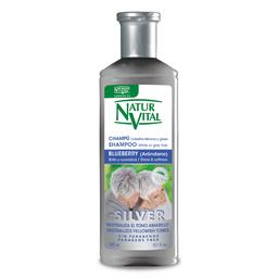 Shampoo Cabellos blancos y grises