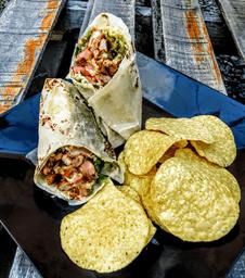 Combo Burrito al Pastor