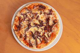 Pizza Caramelizada