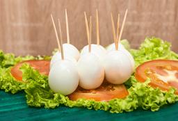 Porción Huevo de Codorniz