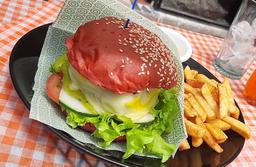 Hamburguesa Devachan