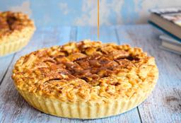 Pie de Manzana y Caramelo 4 a 6 Personas