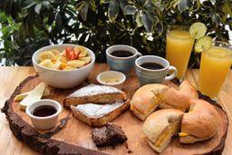 Desayuno para 2 Premium