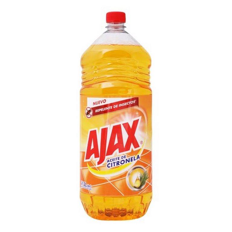 Limpiador Ajax Citronella 1000 Ml