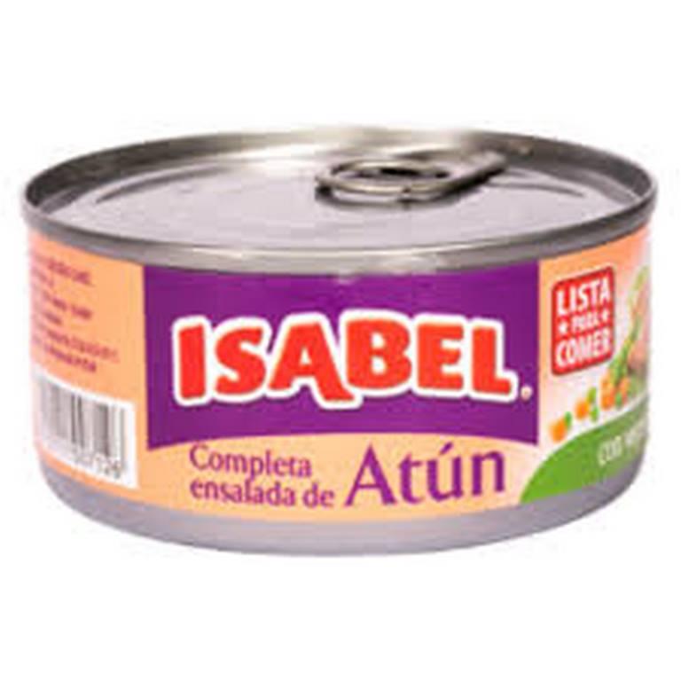 Atún Isabel Ensalada X 160Gr