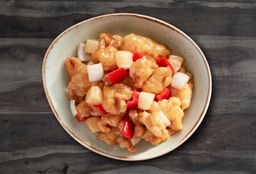 Wok Sweet & Sour Pork