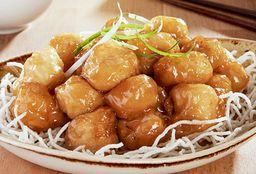Wok Crispy Honey Chicken