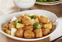 Wok Sweet & Sour Chicken