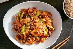 Wok Kung Pao Chicken