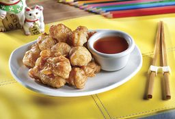Kid Crispy Honey Chicken