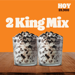 Combo King Mix x2