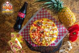 Combo 3 Pizza Especiales + gaseosa 1.5lt