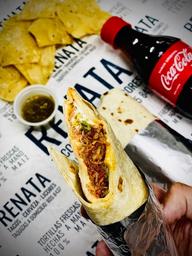 Combo 2 Burritos 2 Sabores