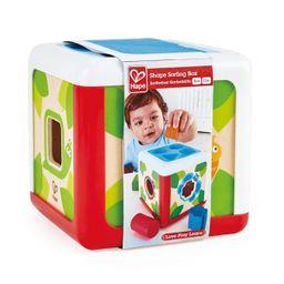 Cubo Clasificador de Formas y Colores