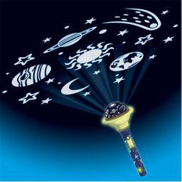Linterna proyectora estrellas