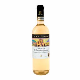 Vino Blanco Vernaccia di San Gimignano DOCG Arrigoni 750 mL