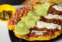 ¡PROMO! Tostada Mexicana