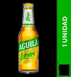 Aguila Fusión Limón 330 ml