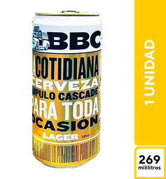 BBC La Cotidiana 269 ml