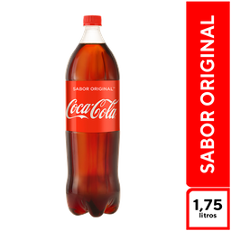 Coca-Cola Sabor Original 1.75 ml