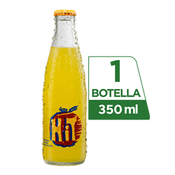 Hit Naranja Piña  350 ml