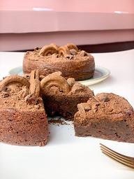 Torta melcochudas de Milo
