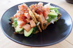 Sushi Taco Maguro