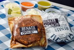 Kit Tacos Chorizo Congelado